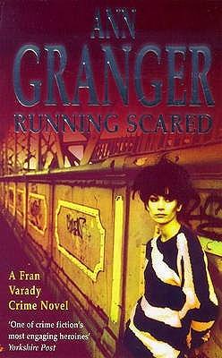 Cover of Running Scared by Ann Granger