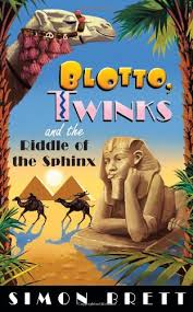 Blotto, Twinks and the Riddle of the Sphinx by Simon Brett