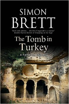 Simon Brett – The Tomb in Turkey: a Fethering Mystery
