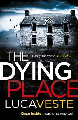 Cover of Luca Veste - The Dying Place