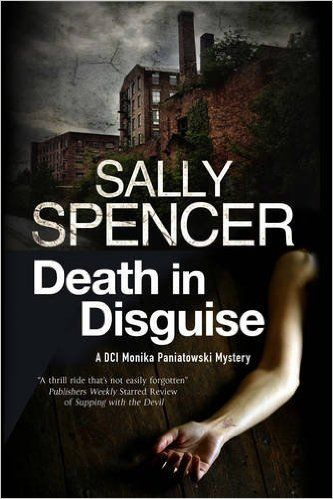 Sally Spencer - Death in Disguise