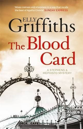 Elly Griffiths – The Blood Card