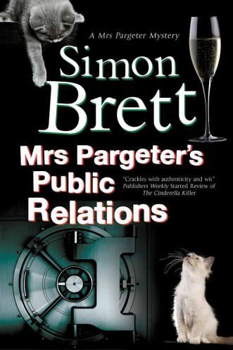 Mrs Pargeter's Public Relations by Simon Brett (2016)