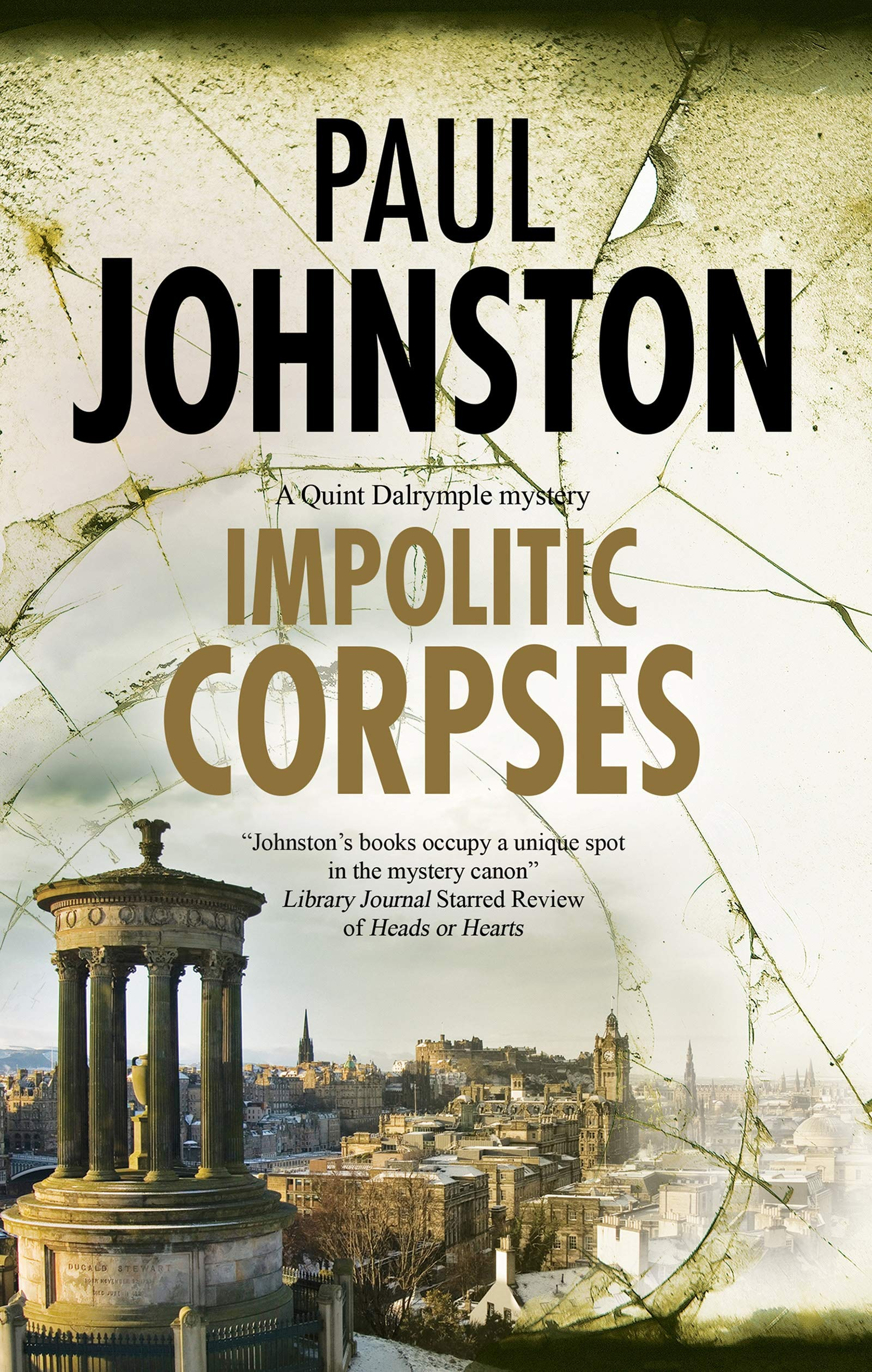 Impolitic Corpses by Paul Johnston (2019)