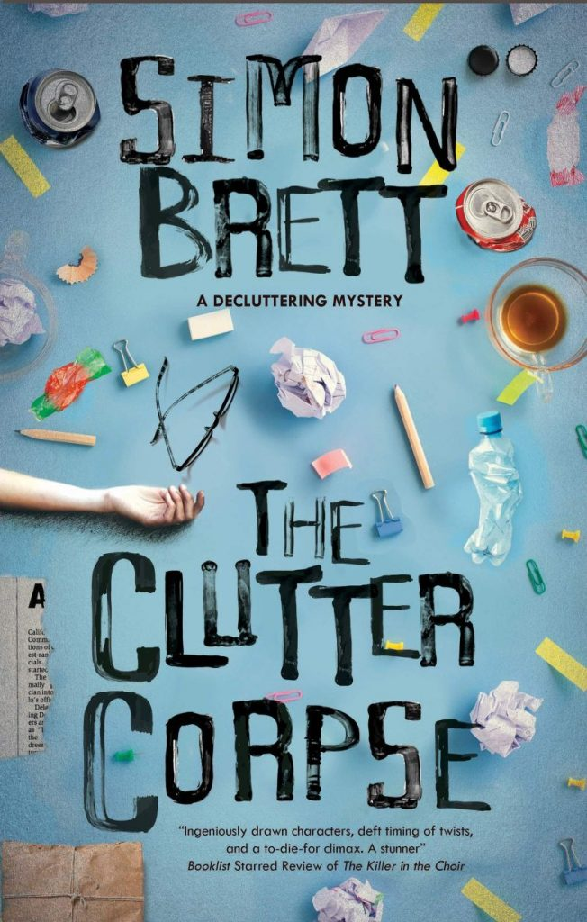 The Clutter Corpse by Simon Brett (2020